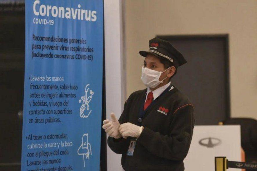 La variante Delta del coronavirus desató la preocupación de las autoridades que ya tomaron medidas como la limitación del ingreso al país de 600 pasajeros por día.