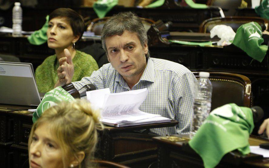 Pignanelli sale a bajarle el tono a la pelea entre Maximo Kirchner y la CGT