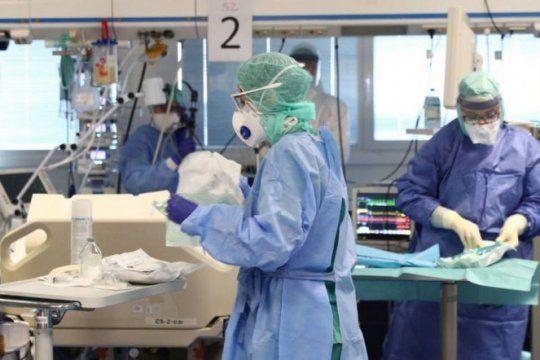 La Ley Silvio en es conmemoración a Silvio Cufré, el primer trabajador de la salud que murió de coronavirus