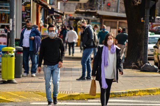 coronavirus: confirmaron 31 nuevas muertes en el pais y 21 en la provincia