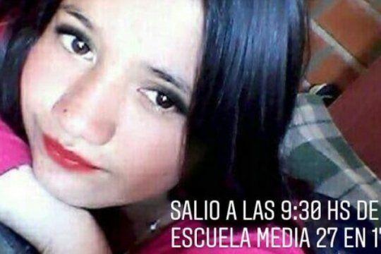 alerta: buscan a una joven en la plata que desaparecio hace dos dias
