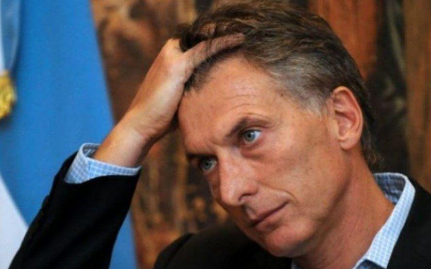 Argentinos convocan a una protesta contra Macri en París