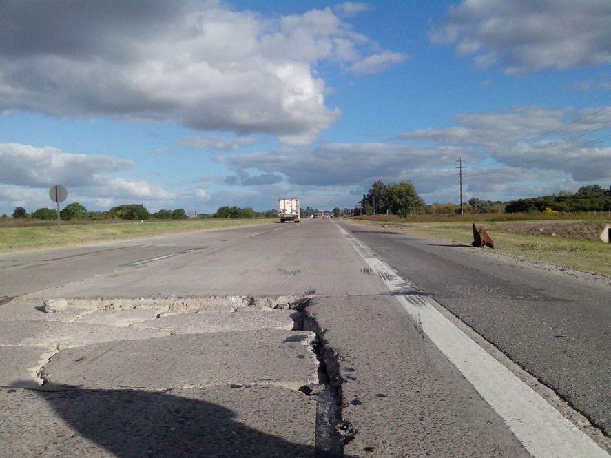 La Ruta Provincial Nº 6 será renovada
