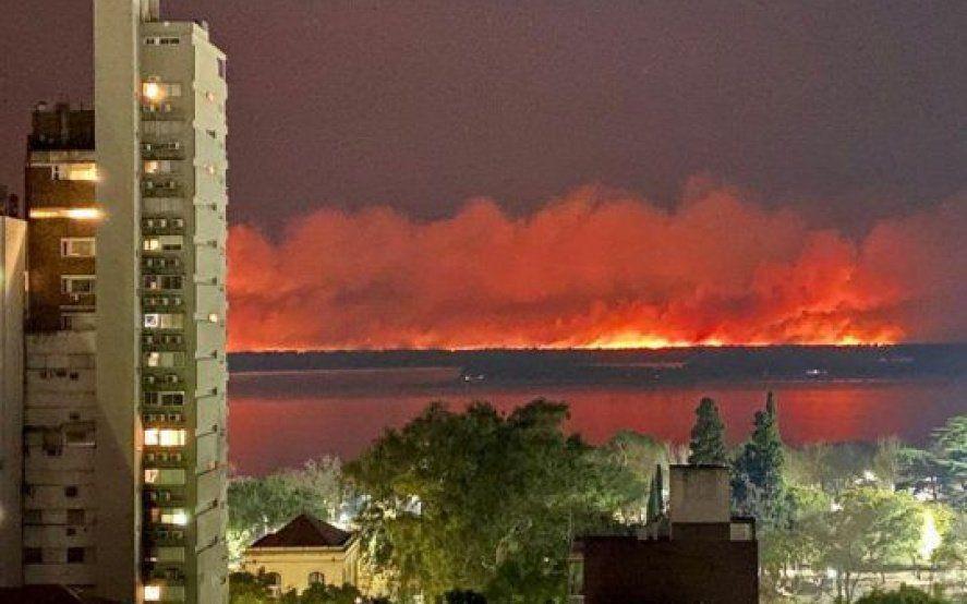 Incendios del Delta del Paraná: el Congreso se encamina a debatir la Ley de Humedales