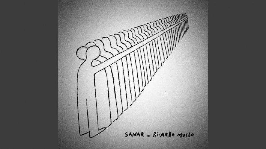 """Portada de """"Sanar"""", el nuevo sencillo de Ricardo Mollo"""