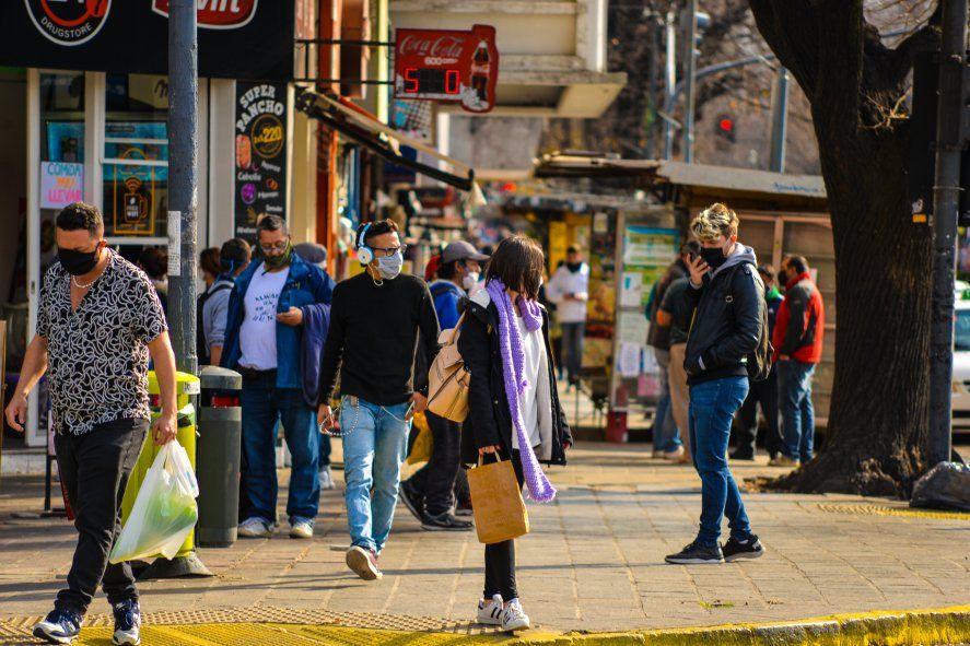 Covid en La Plata
