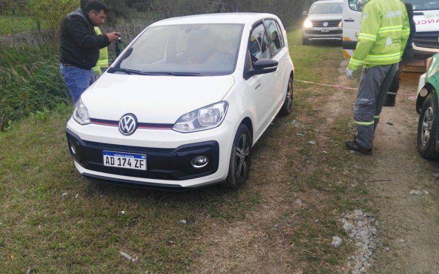 La Plata: un jubilado fue encontrado muerto de un balazo dentro de su vehículo