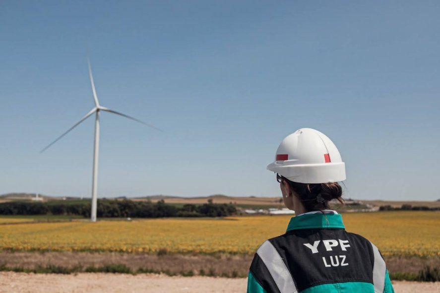 Azul: Así es Los Teros, el parque eólico más grande del país