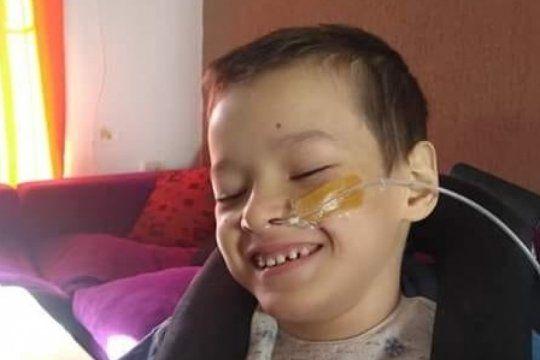 edenor intento sacarle el medidor a un nene electrodependiente con paralisis cerebral