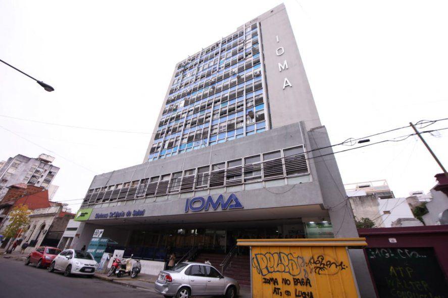 Municipales de Vicente López cuestionan a IOMA