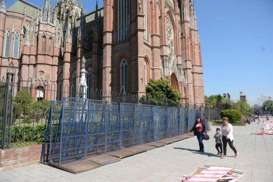 El desagradable incidente fue en 15 entre 50 y 51 de La Plata