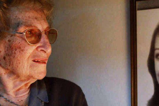 ?feliz cumple rosita?: la vice presidenta de abuelas de plaza de mayo, cumple 100 anos y es tendencia