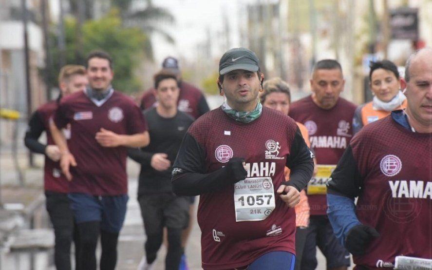 Edición especial: conocé los detalles de la Maratón XXV de Lanús