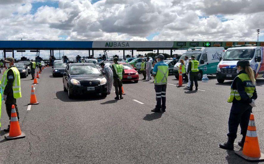 Demoras en la Autopista Buenos Aires - La Plata