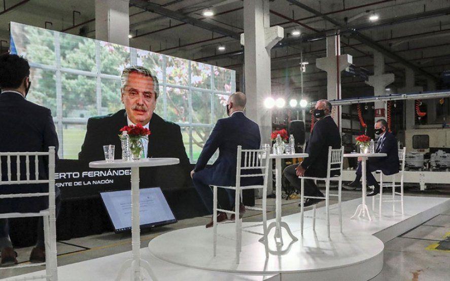 """Alberto Fernández: Hablé con el FMI para ordenar el desorden heredado"""""""