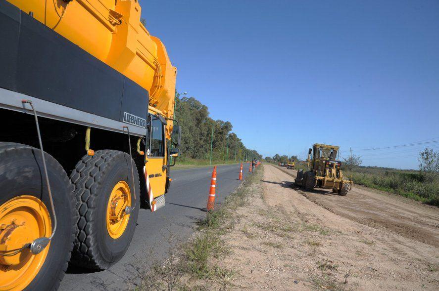 La obra de la autovía beneficiará a vecinos de La Plata y Ensenada