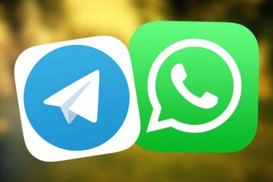 telegram lanzo una funcion que todos los usuarios de whatsapp quisieran tener