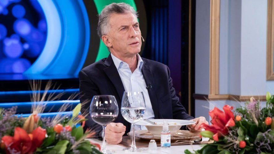 Macri advirtió con una sana rebeldía de parte de la gente contra el gobierno de Alberto Fernández