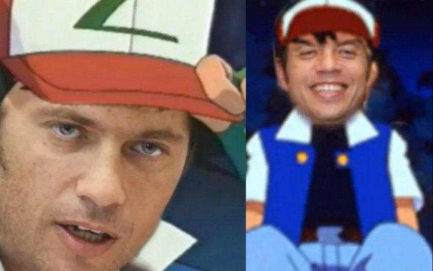 Video: escuchá el nuevo jingle viral de Axel Kicillof con la canción de Pokémon