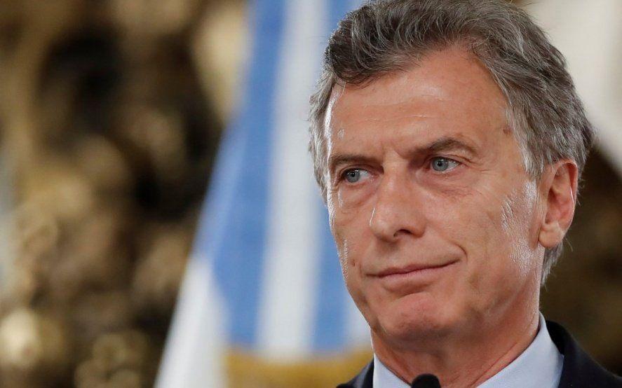 """Macri recordó la """"desidia y el abandono en el que vivíamos y dijo que ahora """"es algo distinto al pasado"""""""
