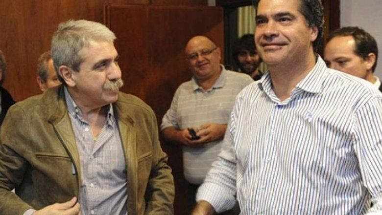 Aníbal Fernández y Jorge Capitanich a juicio oral por la causa de Fútbol Para Todos