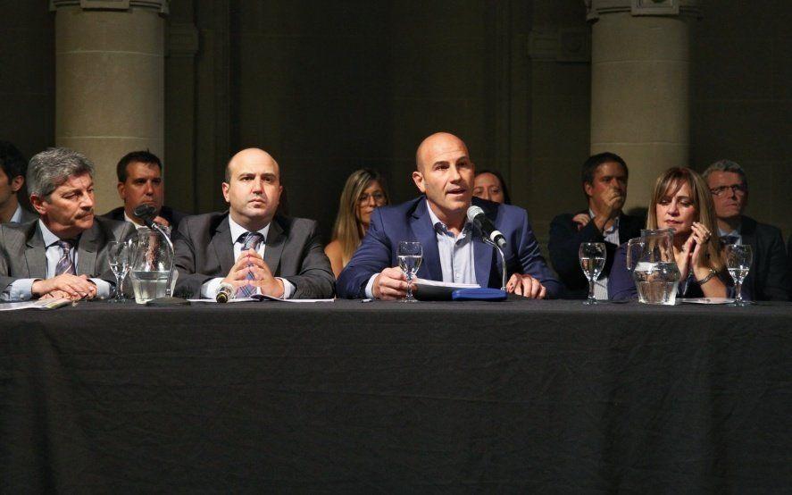 En la apertura del año legislativo, el Intendente de Quilmes lanzó un fuerte mensaje centrado en la educación