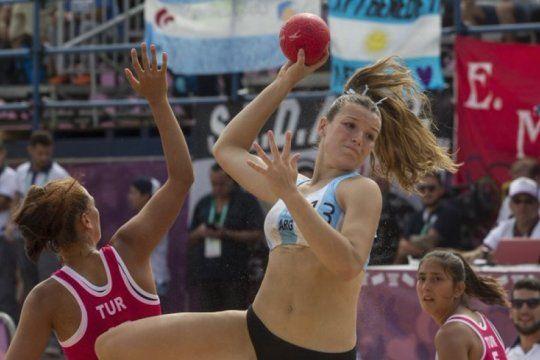 conoce la delegacion que representara a argentina en los juegos sudamericanos de playa rosario 2019