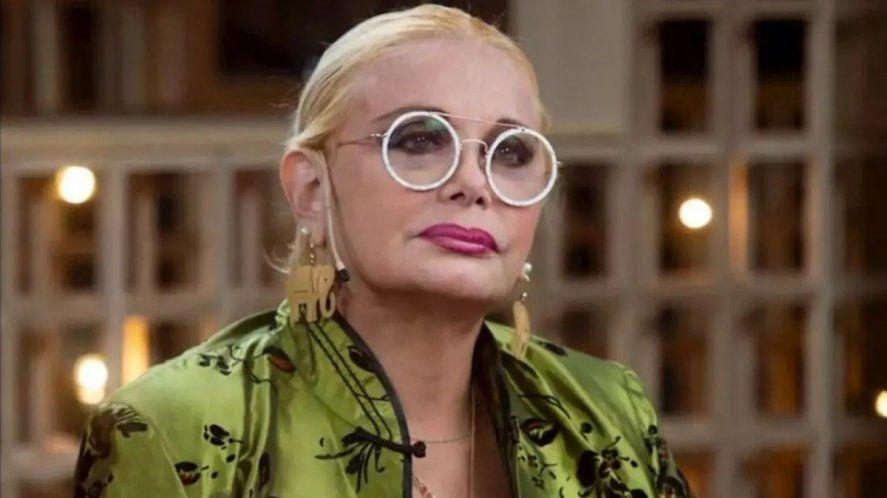 Carmen Barbieri finalmente debutará en MasterChef Celebrity