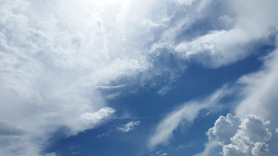 Según marca el pronóstico del clima, habrá precipitaciones en algunas ciudades bonaerenses durante la mañana y la tarde