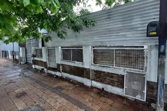 El comerciante permaneció secuestrado en esta vivienda de 60 entre 143 y 144