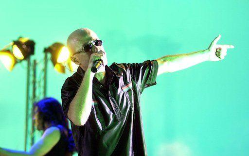 A 20 años de Momo Sampler: Indio Solari, cantante de Los Redondos