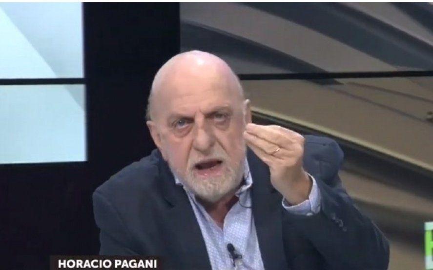 """""""¿Cuántas minas me siguen?"""" El fallido de Pagani que hizo tentar a sus compañeros"""