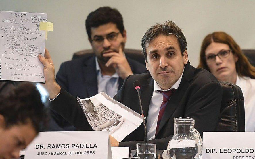 Revés para Stornelli: la causa sobre espionaje ilegal permanecerá en manos de Ramos Padilla