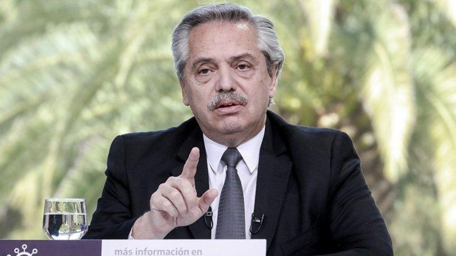 Alberto Fernández anuncia políticas habitacionales