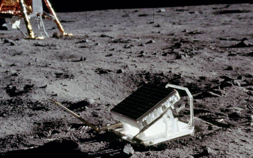 La NASA logró recibir un mensaje de la Luna por primera vez en 10 años