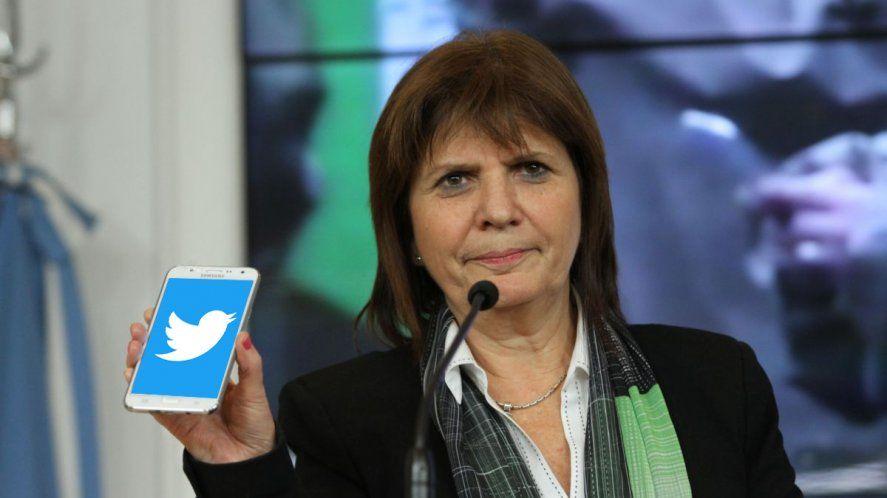 Patricia Bullrich, del lado de Chile en una nueva disputa territorial