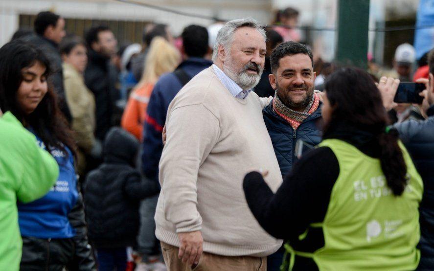 Jaqueado, De la torre tuvo que salir a poner la cara por Macri y Vidal