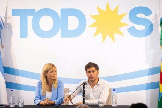 kicillof duro con la oposicion: ?obstaculizaron una ley de un gobierno que gano con el 52%?