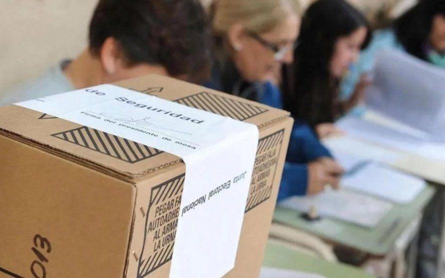 Cuánto cobrarán las autoridades de mesa y delegados en las próximas elecciones