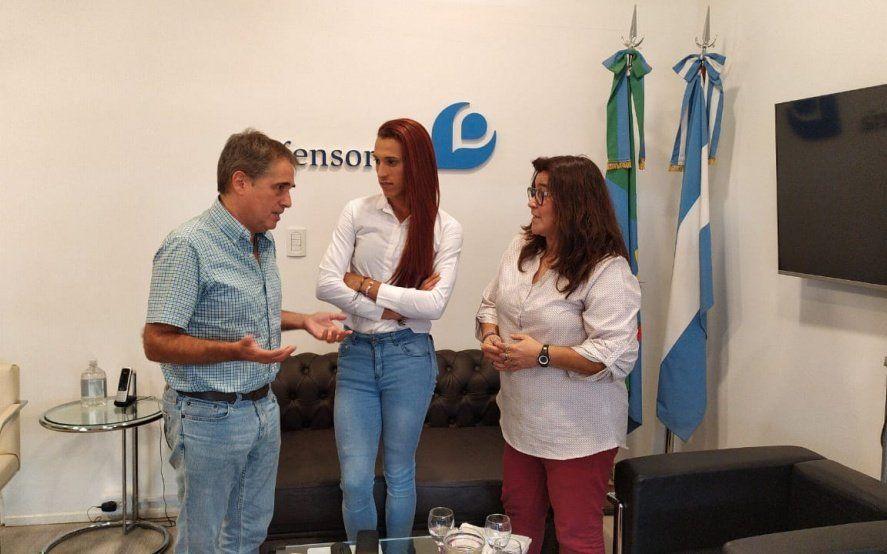 Lorenzino respaldó el pedido de Mara Gómez, la futbolista trans que pide jugar el torneo femenino de AFA