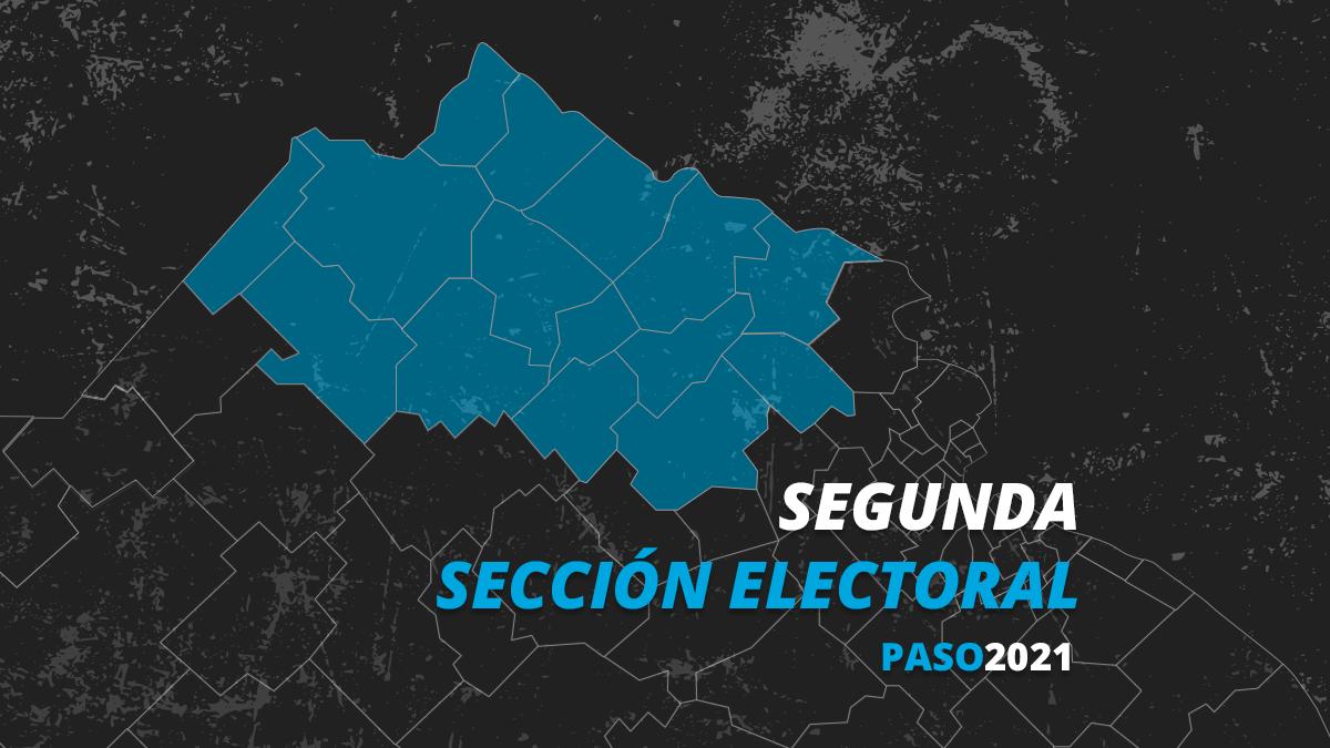 Elecciones 2021: resultaodos en la segunda sección electoral
