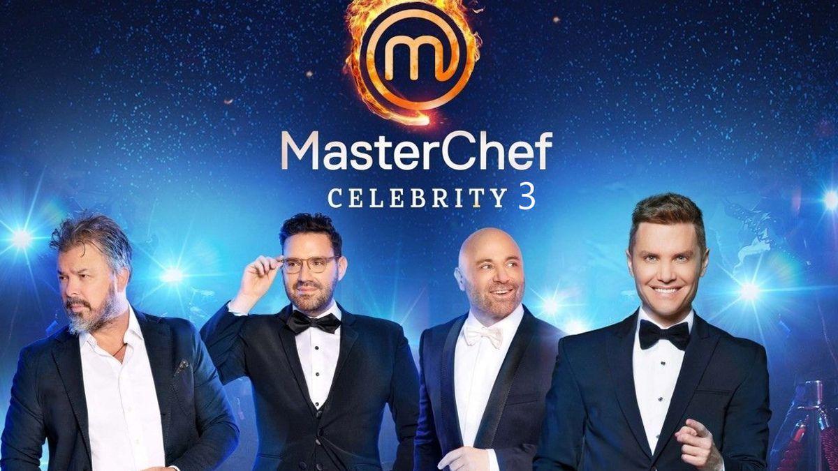 masterchef celebrity 3: mira quienes seran los participantes