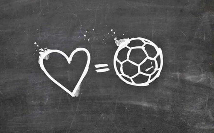 San Valentín: El fútbol también salió a declarar su amor incondicional