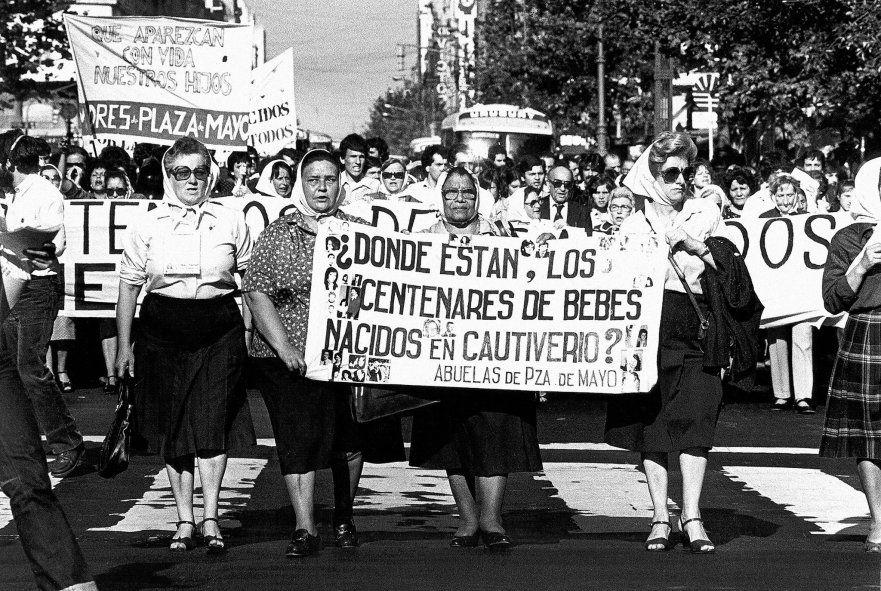 Abuelas de Plaza de Mayo cumple 43 años y Estela de Carlotto 90