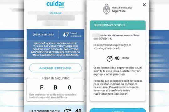 paso a paso: como tramitar el nuevo certificado de circulacion desde la app cuidar o desde la web