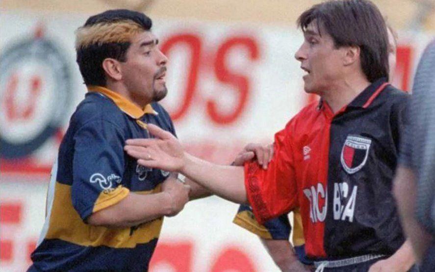 "Maradona, de ""Segurola y Habana al dolor por la muerte de Toresani"