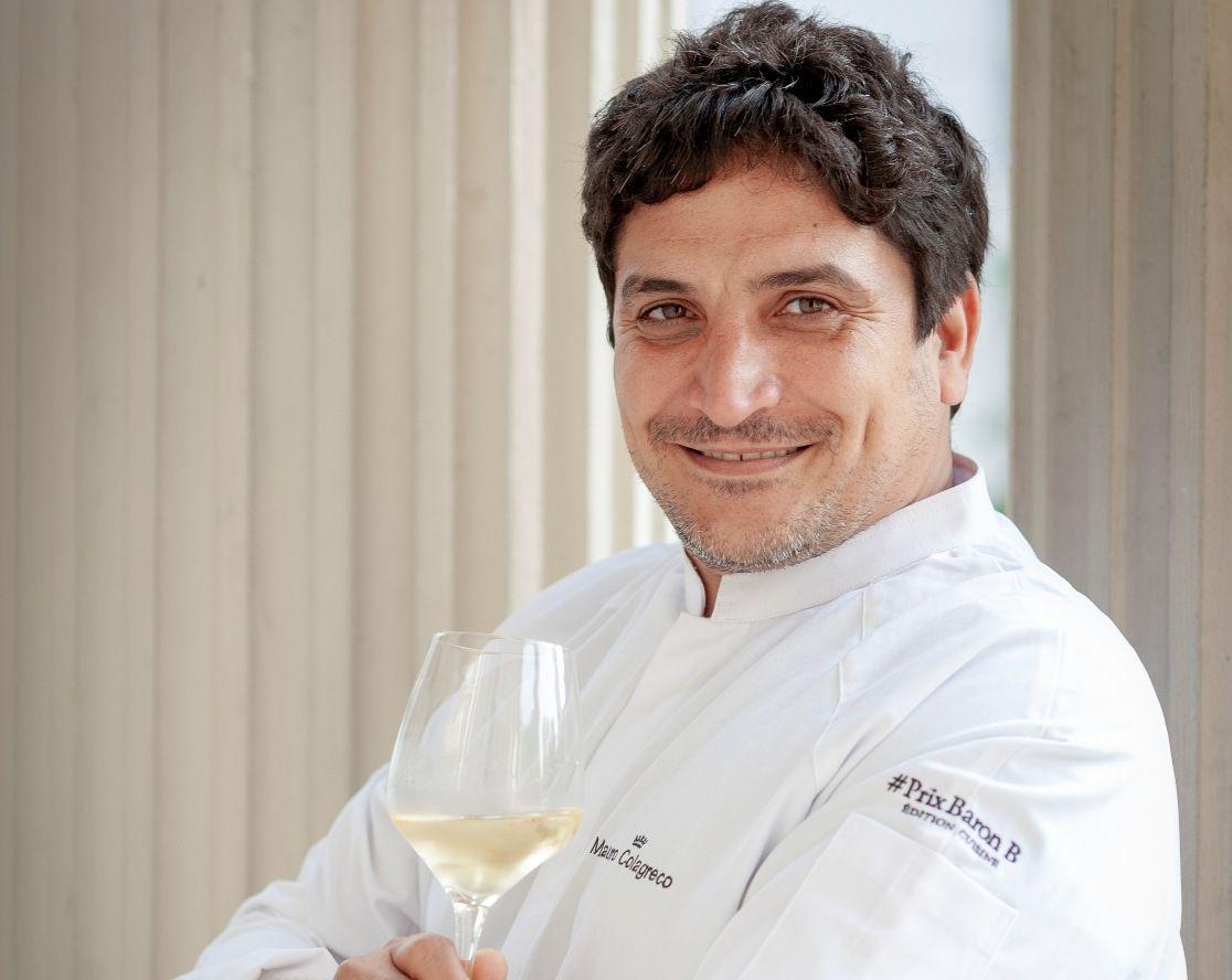 mauro colagreco fue elegido entre los 10 mejores chefs del mundo