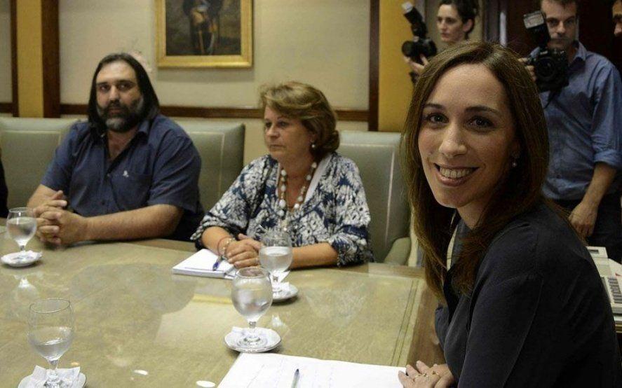 """Para SUTEBA, el pedido de perdón de Vidal debe """"expresarse en la paritaria"""""""