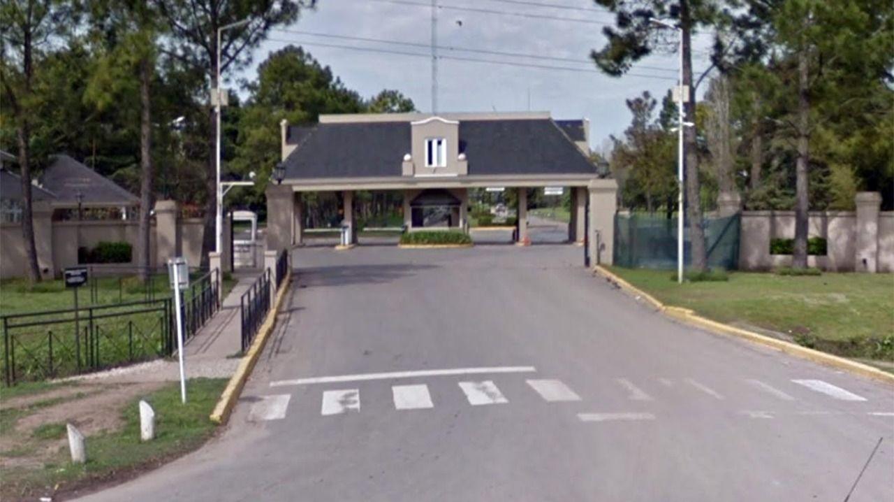 Todo ocurrió en el barrio privado Saint Thomas Norte-Sur de Canning