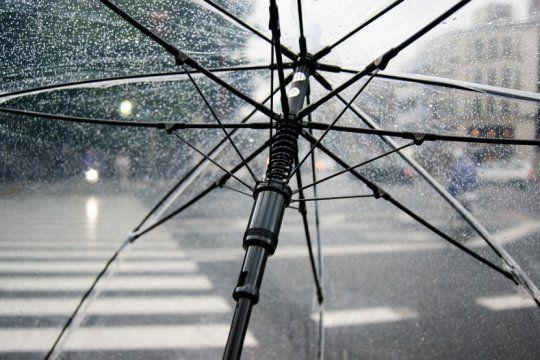 alerta por tormentas fuertes, granizo y rafagas en el norte bonaerense, la plata y el conurbano